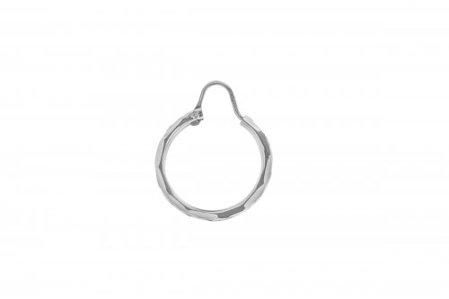 Tianguis Jackson - Sterling Silver Hoop Earrings