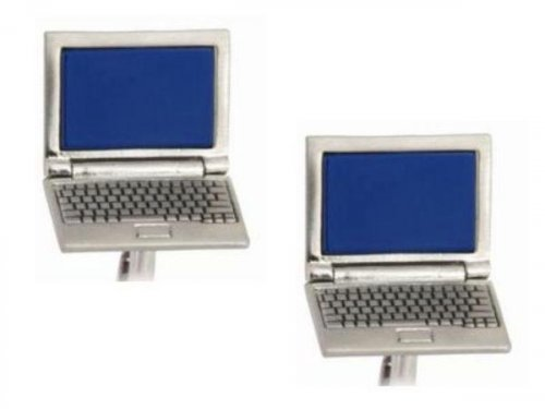 Dalaco - Laptop Cufflinks