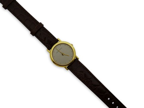 Georg Jensen - Yellow Gold Watch