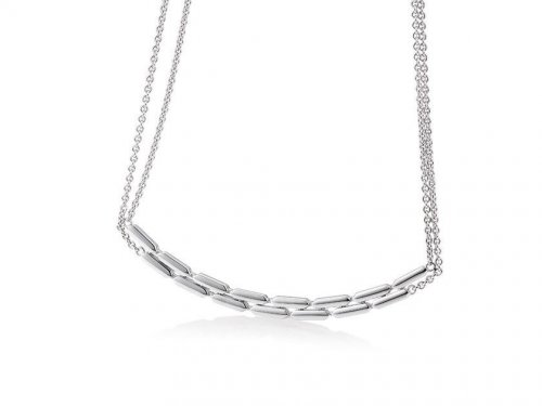 Breuning - Silver Pendant and Chain