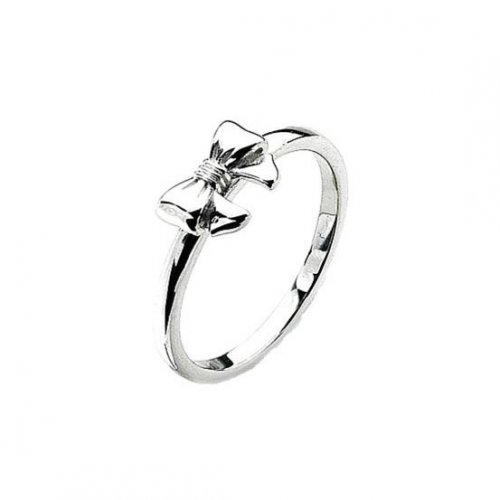 Virtue - Sterling Silver Bow Ring