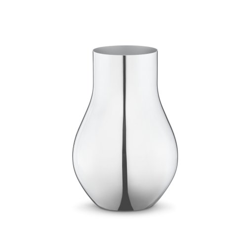 Georg Jensen - Cafu, Small Stainless Steel Vase