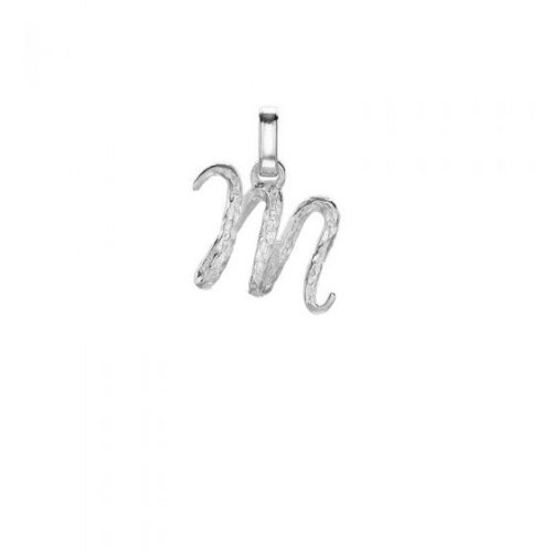 Dower and Hall - Sterling Silver Initial Charm