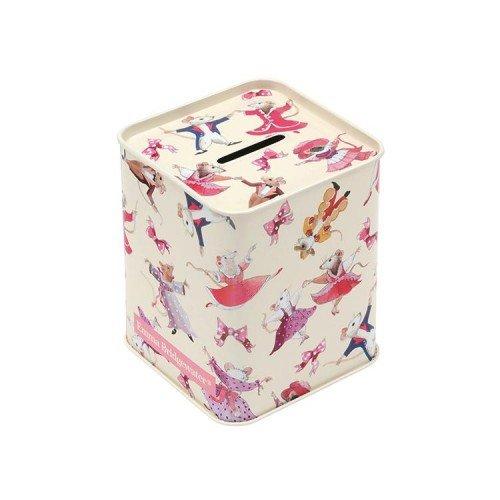 Emma Bridgewater - Dancing Mice, Ceramic Money Box
