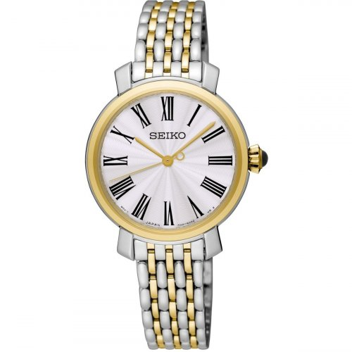 Seiko - Yellow Gold Plated Watch