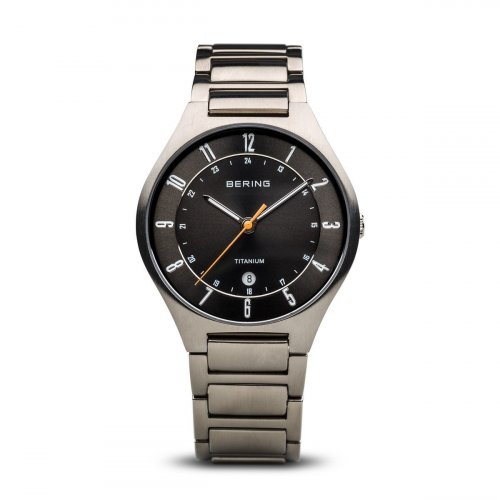 Bering - Men's Classic, Titanium Ultra Slim Watch