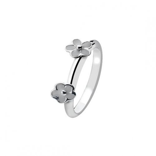 Virtue - Sterling Silver Daisy Ring
