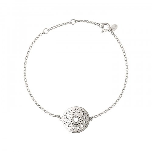 Links of London - Timeless, Sterling Silver Single Station Bracelet