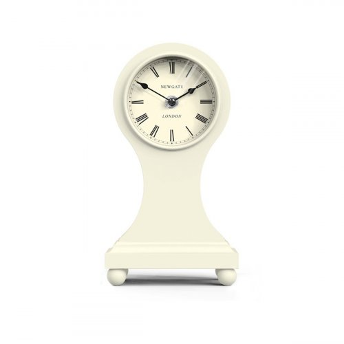 Newgate - The Holland Park, Gorgeous Cream Mantel Clock