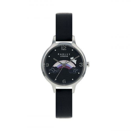 Radley - Rainbow, Stainless Steel Leather Watch