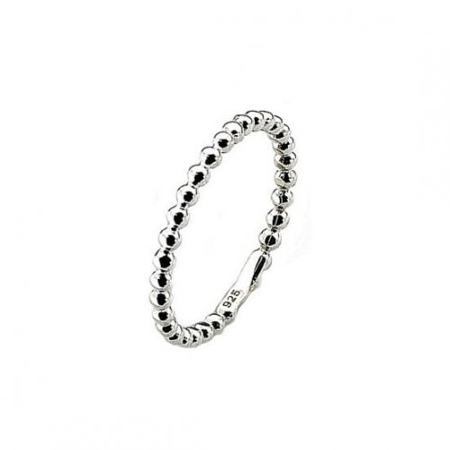 Virtue - Sterling Silver Dot Ring