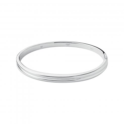 Links of London - Essentials, Silver Hope Hinged Bangle