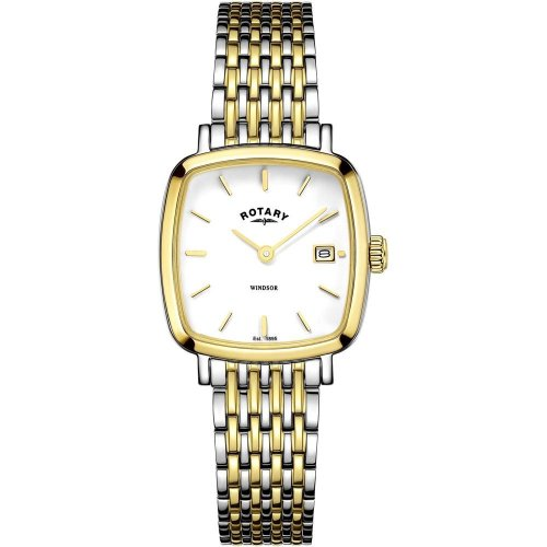 Rotary - Ladies Two Tone Bracelet Watch