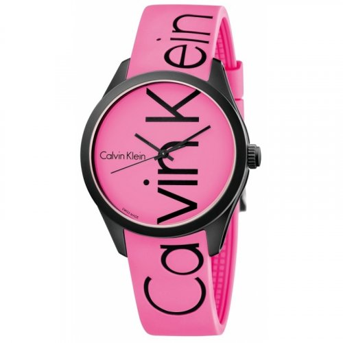 Calvin Klein - 'Color' Watch in Pink