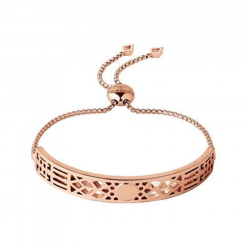 Links of London - Timeless, Rose Gold Vermeil Bracelet