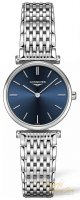 Longines - Grand Classique, Stainless Steel - Crystal Glass - Quartz Watch, Size 24mm