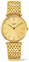 Longines - Le Grand Classic, Yellow Gold Plated Watch