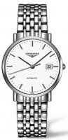 Longines - Elegant, Stainless Steel Automatic Watch